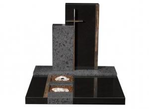 Moderne Grabanlage vom max böse Grabmalzentrum
